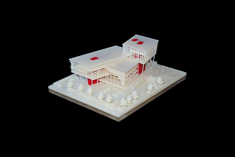 Πλεονεκτήματα 3D εκτύπωσης αρχιτεκτονική